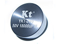 YKT-2W0 Hybrid Tantalum Capacitors Radial lead Heteropolarity screws