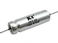 ZKT-30 Silver Axial Wet Tantalum Capacitors