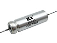ZKT-35 Silver Axial Wet Tantalum Capacitors